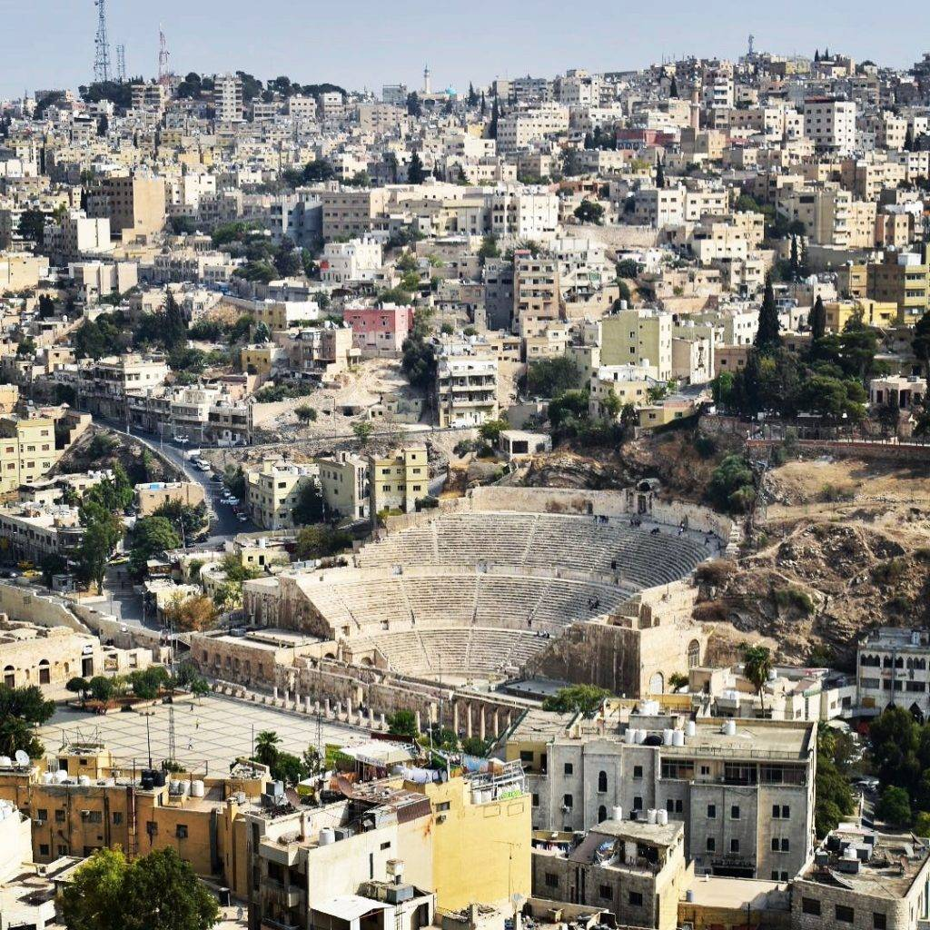what time is it in amman