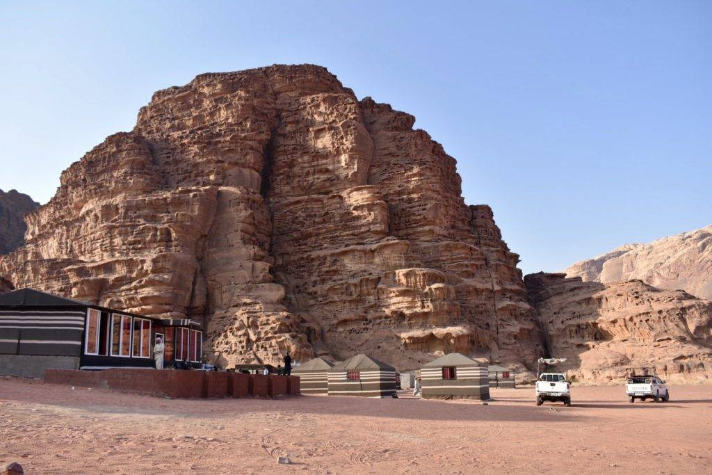 online store 25f73 95eaf Staying at a Wadi Rum Camp – Life with the Bedouins in Jordan s Wadi Rum  Desert