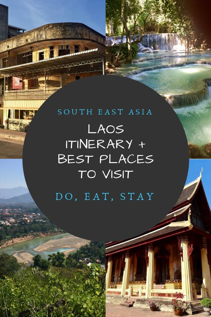 Laos Itinerary: Best Places to Visit in Laos for 10 Days