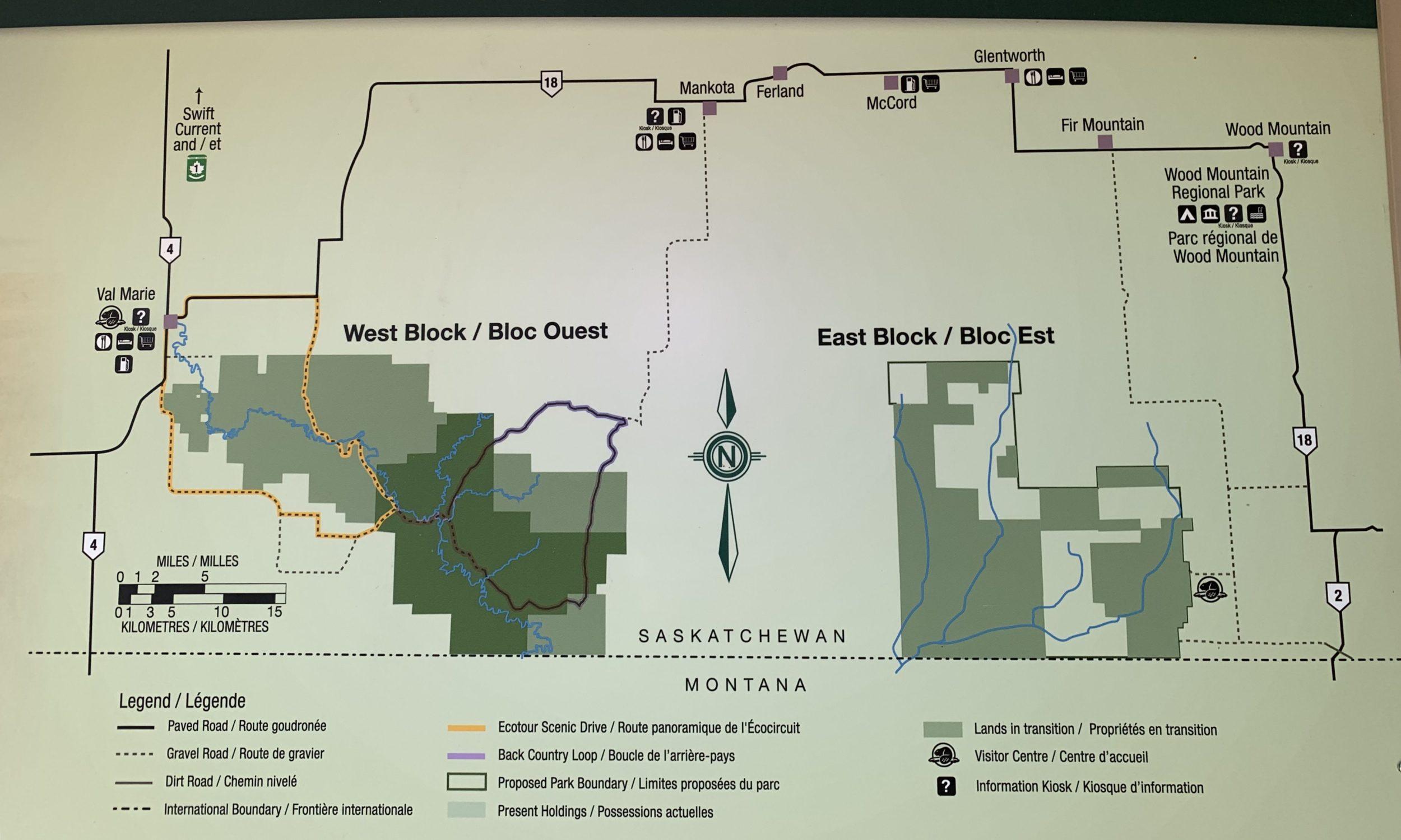 Grasslands National Park: Hiking in the Saskatchewan Prairies